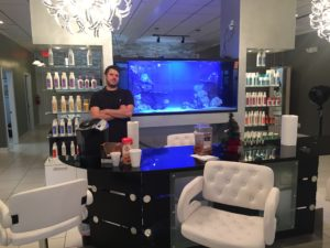 Aquarium Cleaning Service